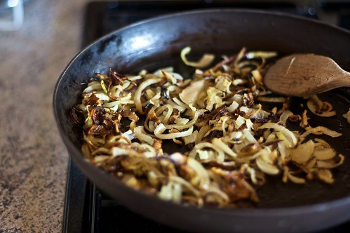 Onions confit