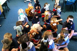 Puppets group 2