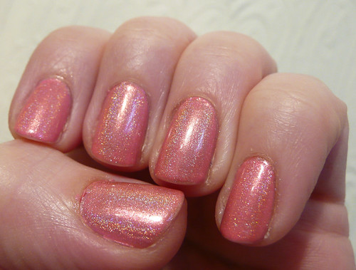 bright pink + blush diamond 3