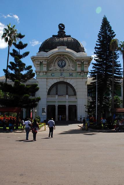 Maputo [018] estação de caminho de ferro