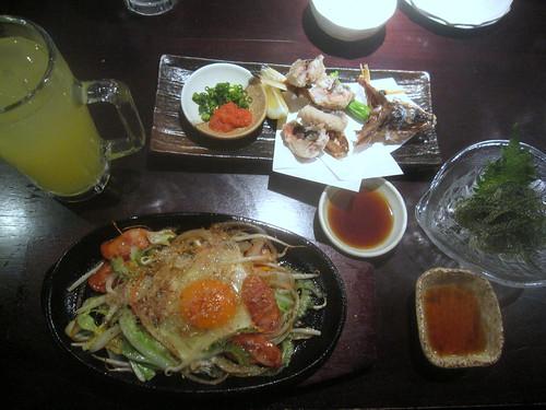 料理@海人別館(練馬)