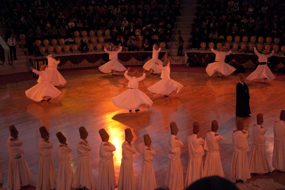 Турция. центр суфизма. орден кружащихся дервишей МевланаDSC_0531