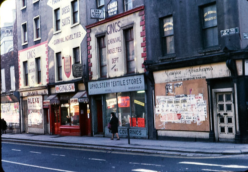Ging's of Dame Street