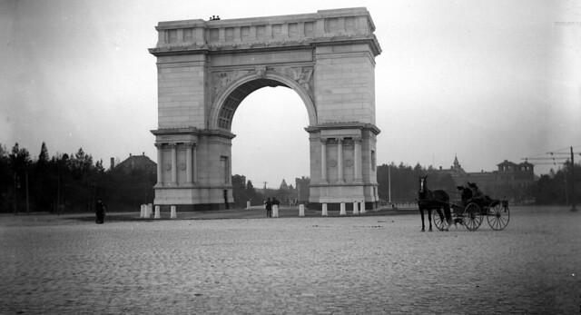 1894 Memorial Arch, Prospect Park