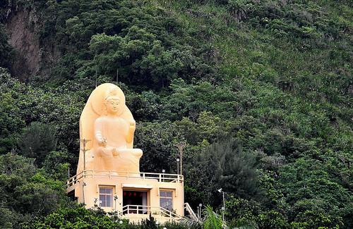 Mountain Buddha