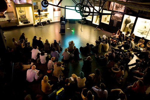 The Gresham College lecture at the Science Museum Lates, March 2012