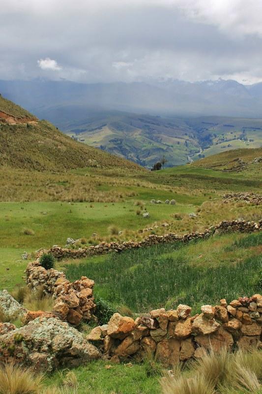 En route to Abra del Huancapeti