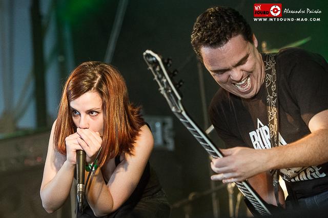 Burn Damage, Moita Metal Fest 2014