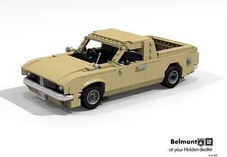 Holden HK Belmont Ute