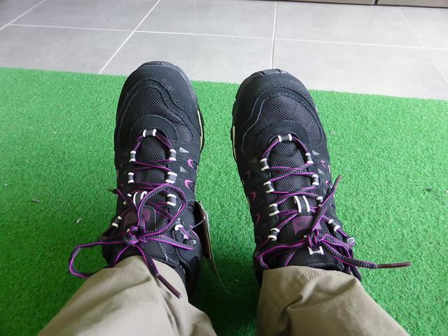 Calzado de Rox para el Camino de Santiago