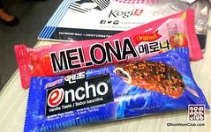 Melona Ice Cream Dessert