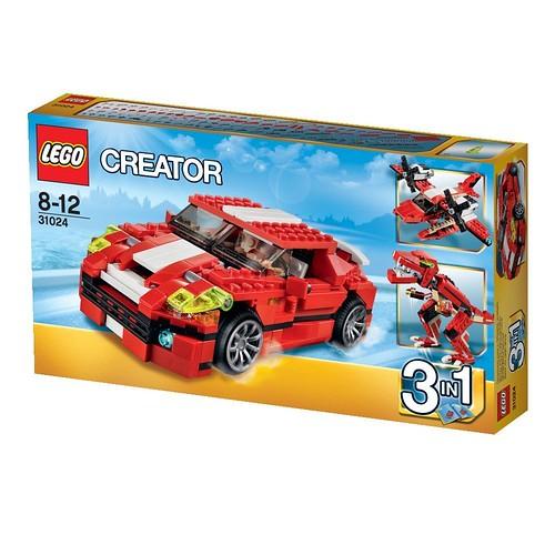 LEGO Creator 31024 Box