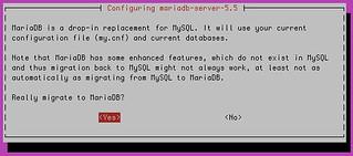 MariaDB Ubuntu 14.04 LTS