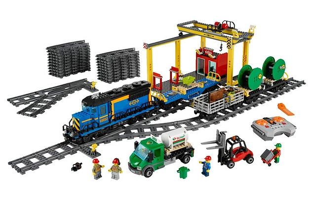 LEGo City 60052 - Cargo Train