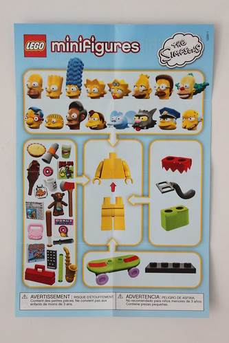 LEGO Minifigures The Simpsons Series (71005)
