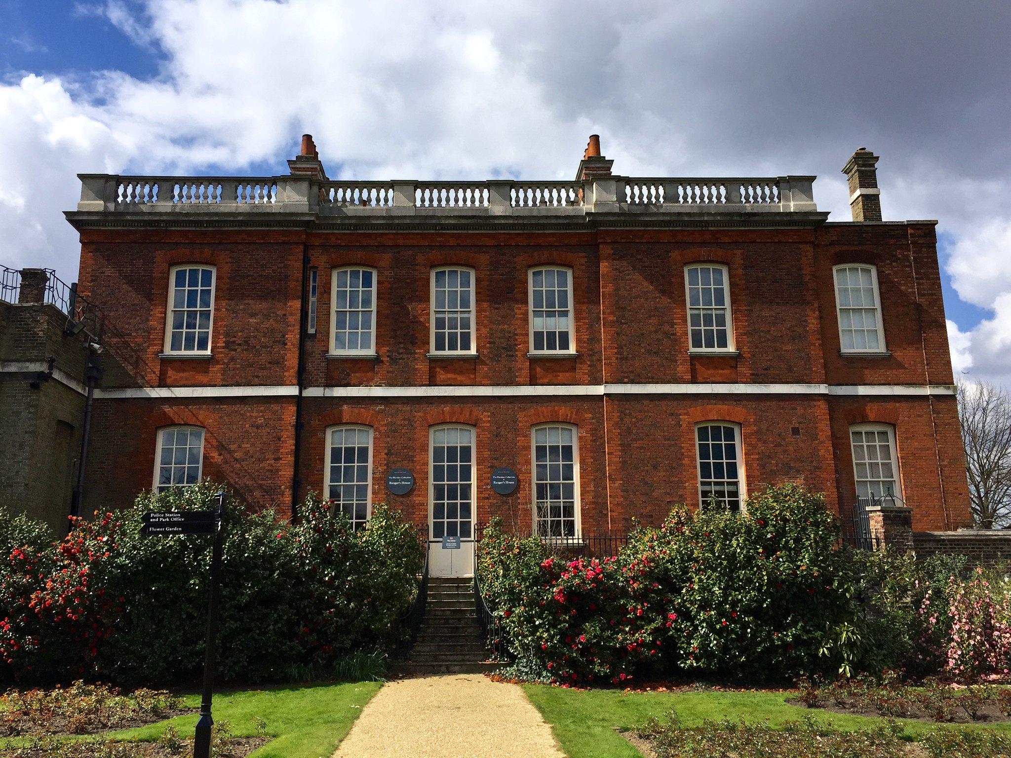 Greenwich Park Ranger's House