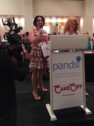 PANDSI Cake-Off