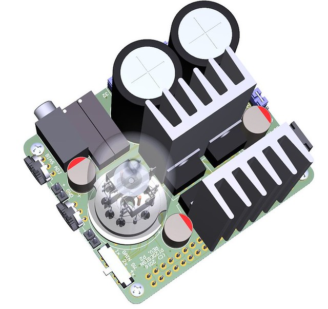 503HTA Hybrid Tube Amp