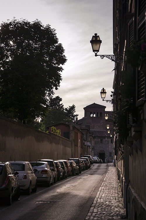 Rome Santi Quattro