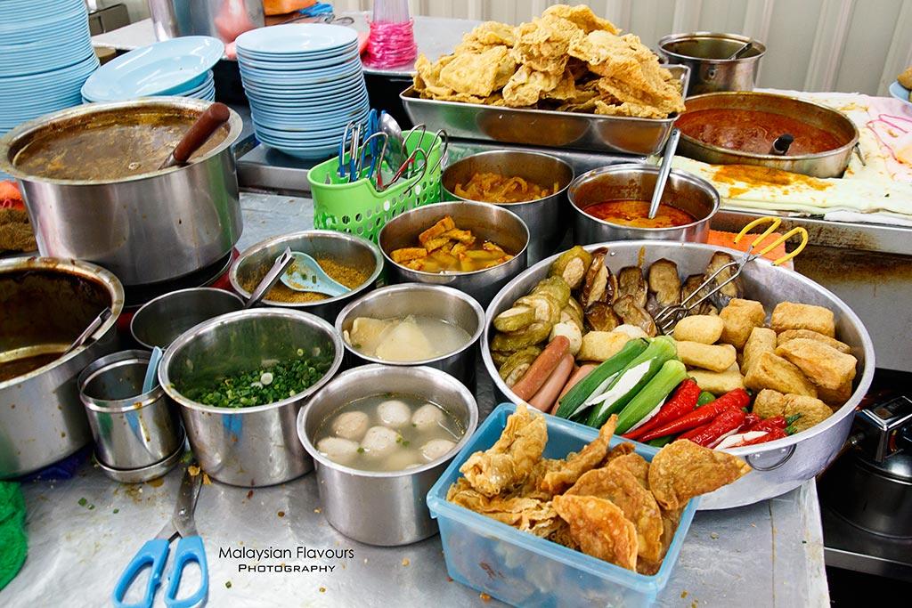 Ah Yee Curry Mee Kepong KL
