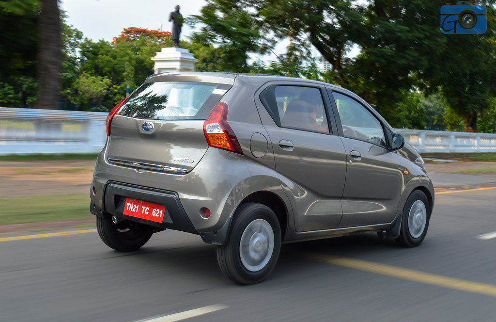 Datsun RediGo Drive Review 5