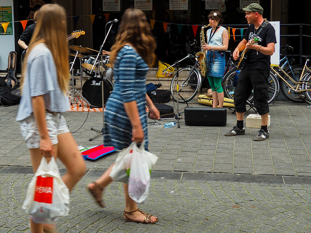So You Think You Can Busk 2016