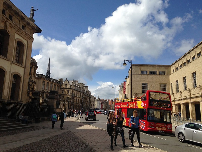 Broad Street, Oxford