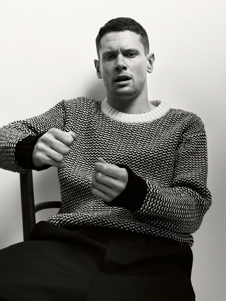 Джек О'Коннелл — Фотосессия для «Interview» DE 2016 – 10