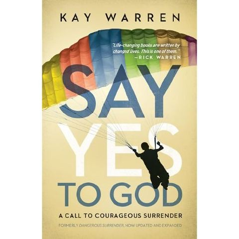book Say Yes to God