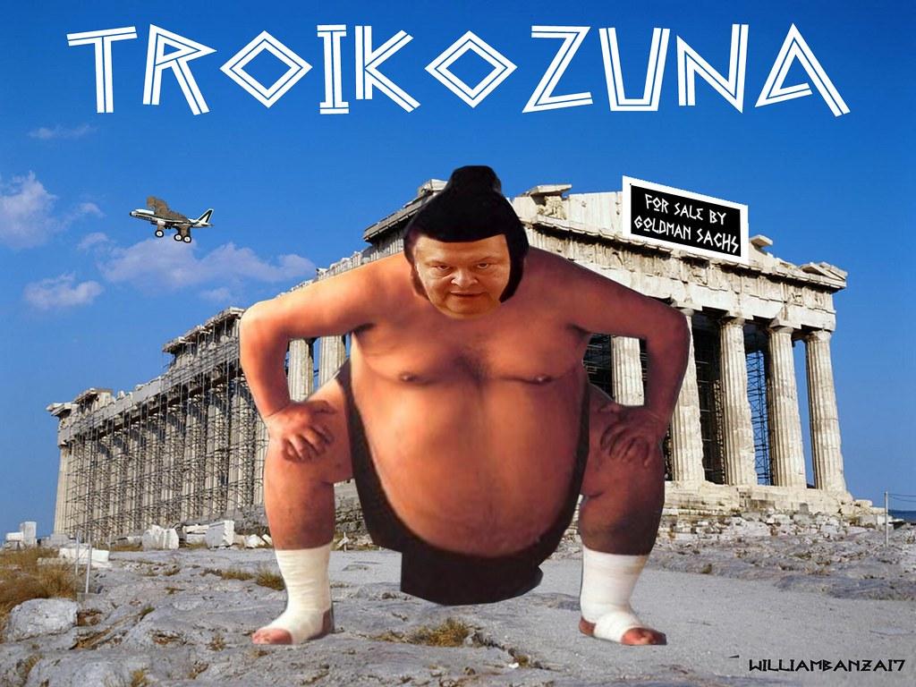 TROIKOZUNA (Bailout Yokozuna ??)