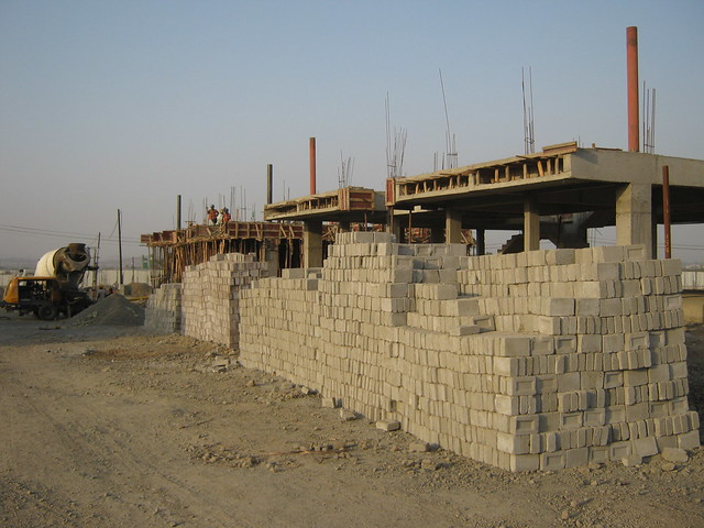 Bricks for Villas - Life Republic - Hinjewadi Marunji - on 22nd February 2012 - World Thinking Day