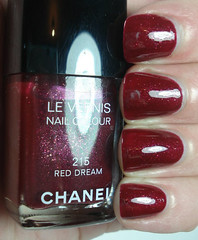 Chanel Red Dream