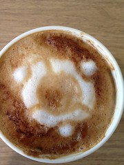 Today's latte, Ubuntu.