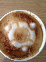 Today's latte, Ubuntu.