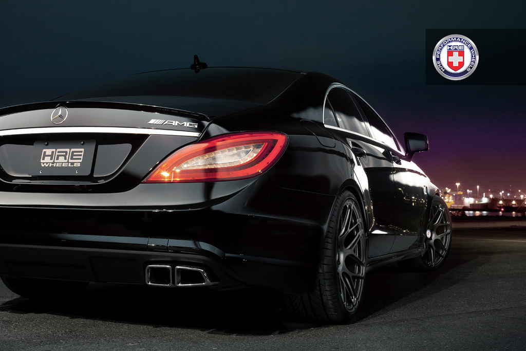 Mercedes cls 63 amg on conical series p40sc for Mercedes benz cls series