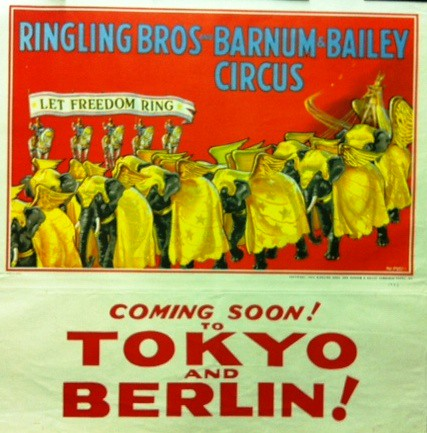 Ringling%20Barnum%20LET%20FREEDOM%20RING%20(1943)%20Coming%20to%20Tokyo%20&%20Berlin by bucklesw1