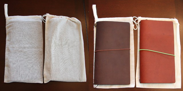 Journals with Case Resized