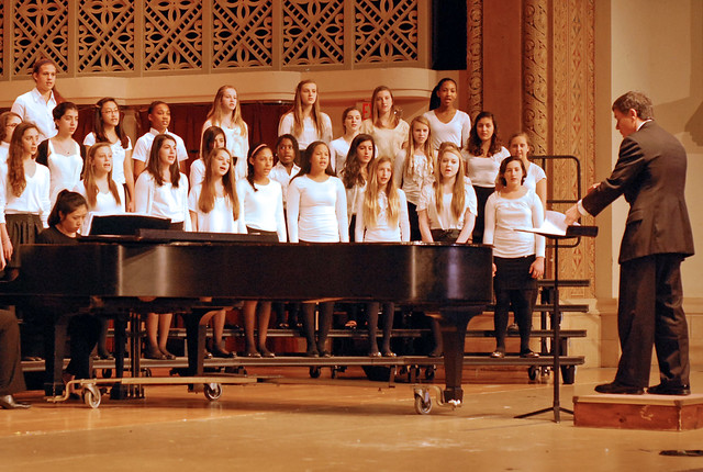 CSG Choral Concert at Mees Hall