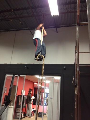 ewan rope climb