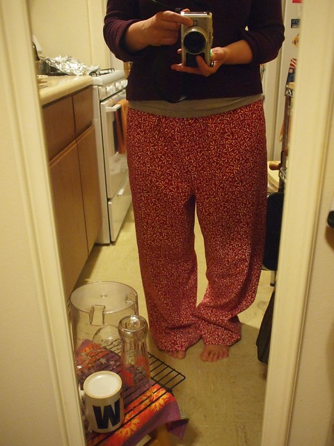 Peppermint pajama pants!!