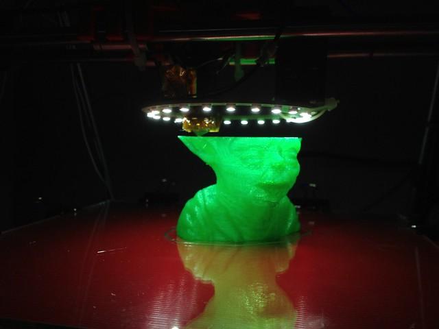 Printing full size Yoda