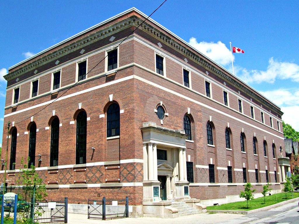 MacPherson Ave Hydro-Electric Substation, Toronto Ontario