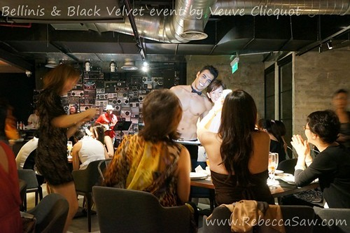 Bellinis & Black Velvet event by Veuve Clicquot-014