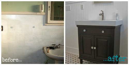 Before & After Bathroom 3