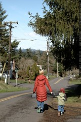 walking to daycare    MG 9029