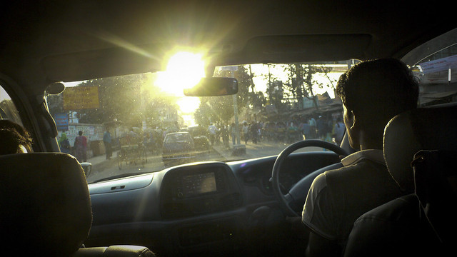 Stuck in Traffic, Dhaka