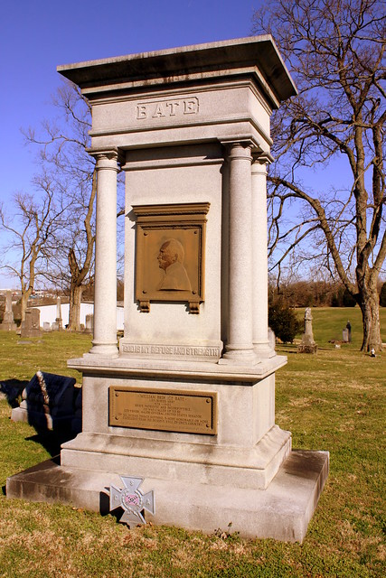 Gov. William B. Bate burial site