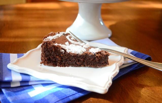 2012-03-05 French Chocolate Cake 088
