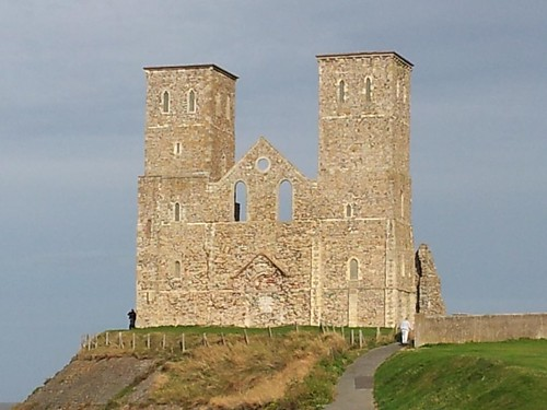 Reculver's Twin Towers
