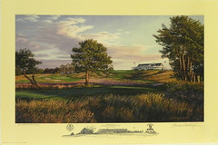 The 9th Hole, Shinnecock Hills Golf Club, Southhampton, NY